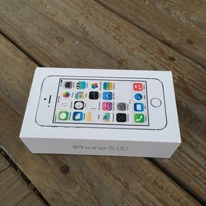 apple Accessories - Apple iPhone 5s box only